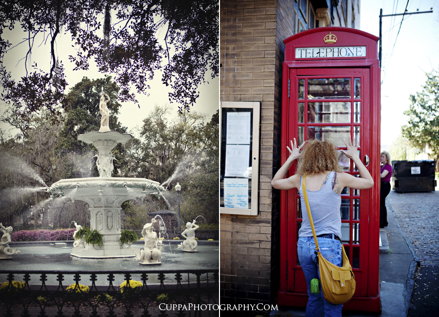 Savannah, Georgia, Photographer