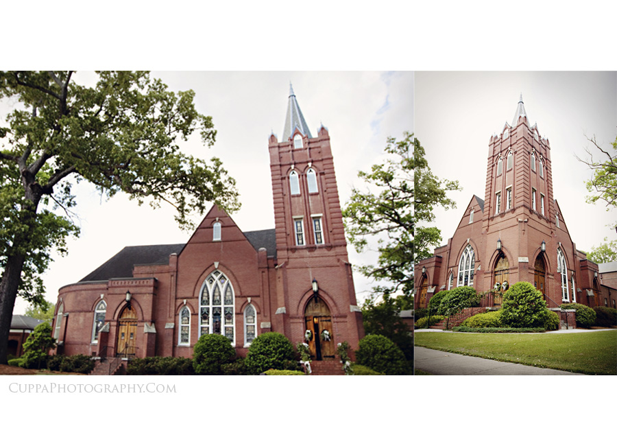 Wedding, Photographer, Ceremony, Laurinburg, Presbyterian Church, North Carolina