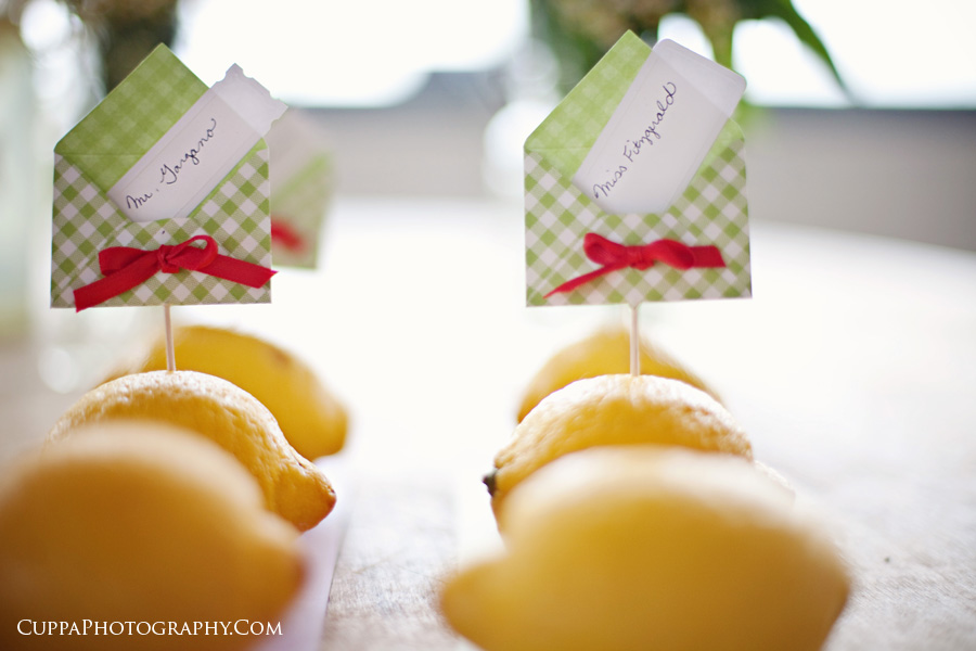 Maine Wedding Photographer, Yellow, Lemonade, Theme, Wedding