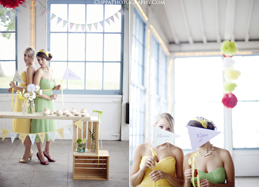 Maine Wedding Photographer Yellow Lemonade Theme Wedding