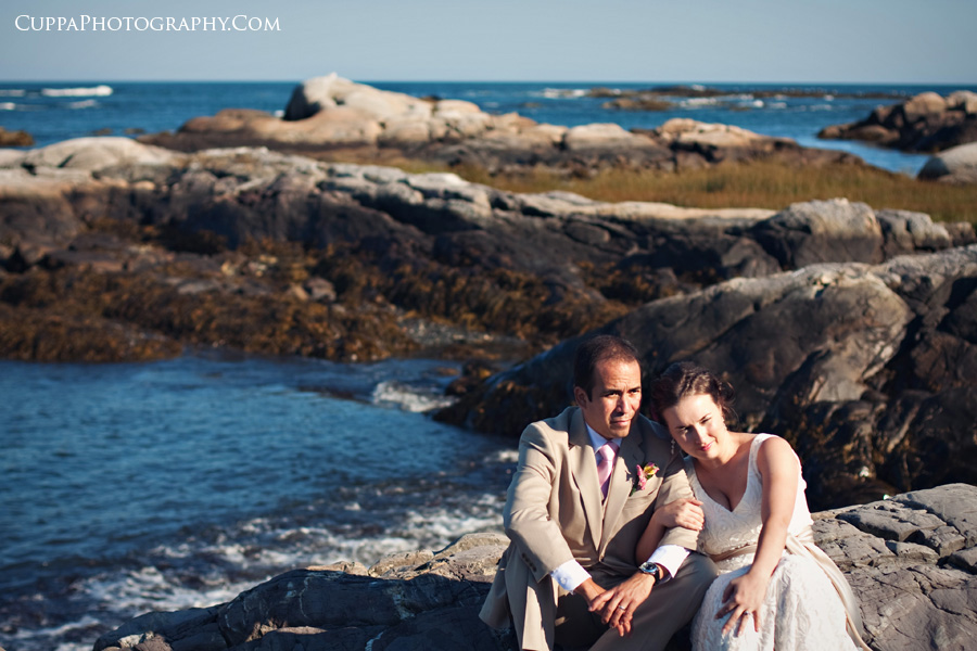 Maine wedding photographer, Biddeford Pool, Hatties Restaurant, Pool Lobster Company