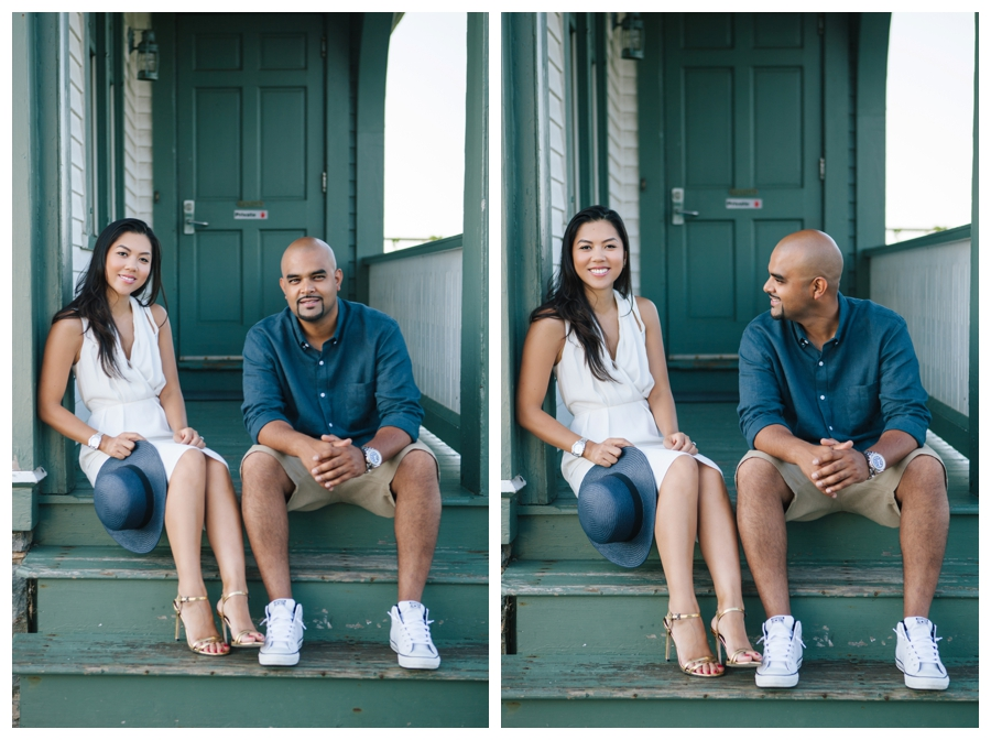 MaineWeddingPhotographer_portraits_engagement_Portland_FtWilliamsPark_OldPort_Headlight-003