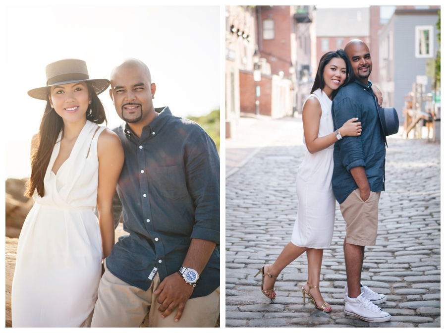 MaineWeddingPhotographer_portraits_engagement_Portland_FtWilliamsPark_OldPort_Headlight-012