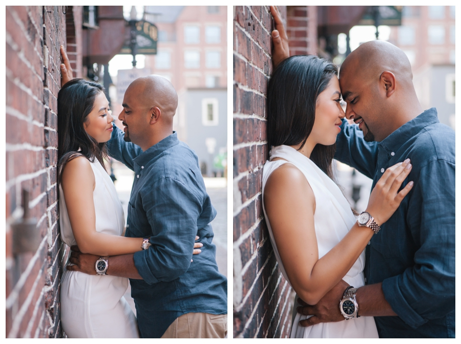 MaineWeddingPhotographer_portraits_engagement_Portland_FtWilliamsPark_OldPort_Headlight-016