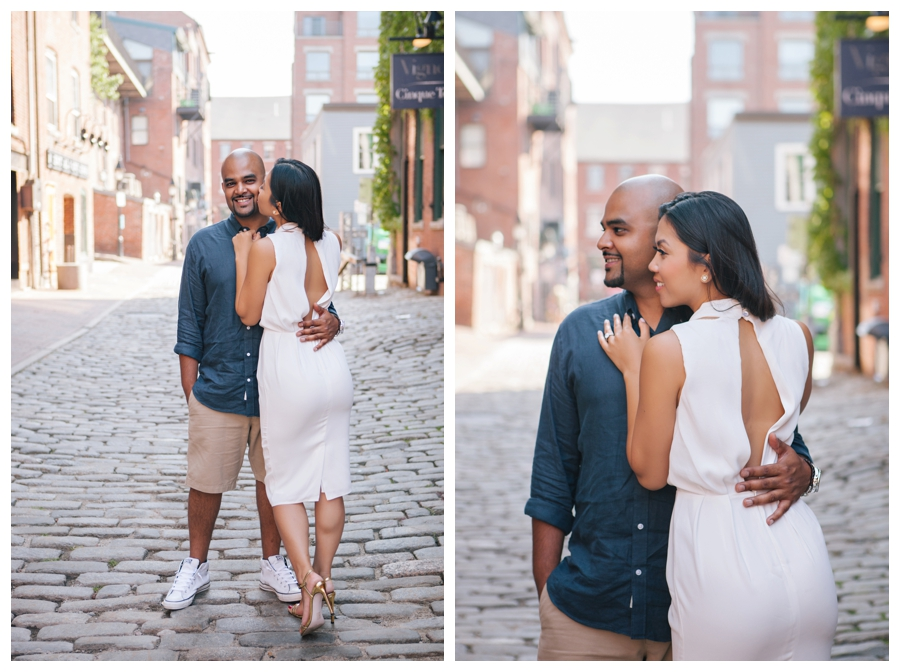 MaineWeddingPhotographer_portraits_engagement_Portland_FtWilliamsPark_OldPort_Headlight-020