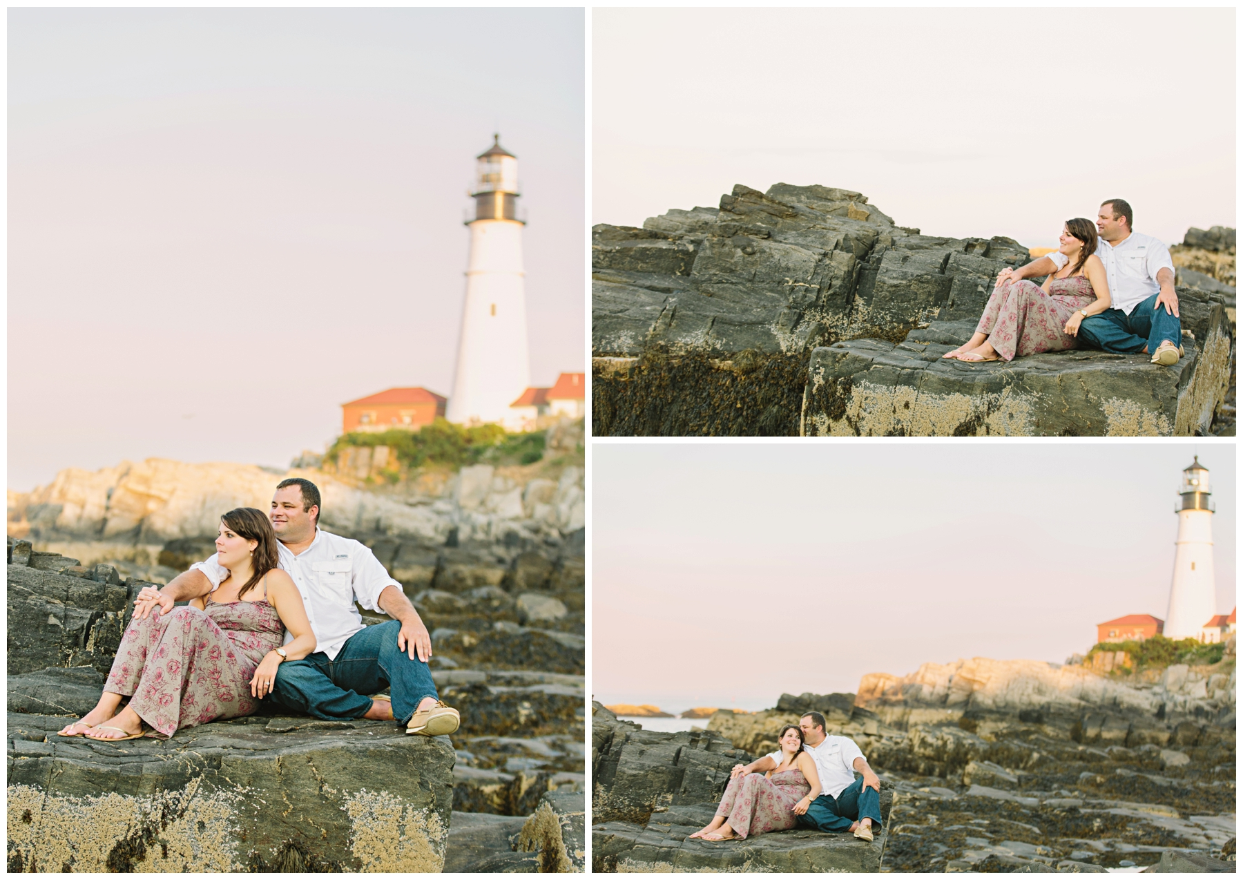 Maine_Photographer_Engagements_FortWilliams_PortlandHeadLight_lighthouse_coastal_seaside-011